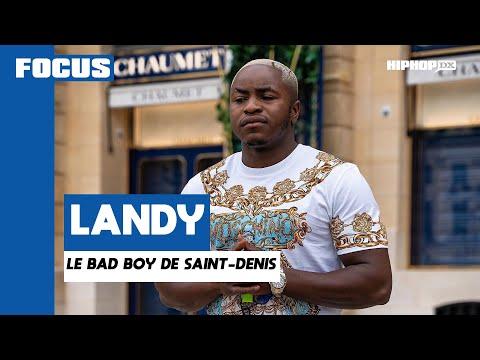 Youtube: Landy: Le BAD BOY de Saint-Denis