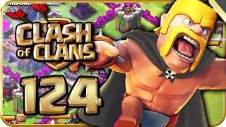 Let's Play CLASH of CLANS 124: Barbaren auf Level 4 verbessern!