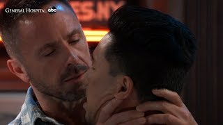 General Hospital Clip: Brad, Are You Threatening Me?