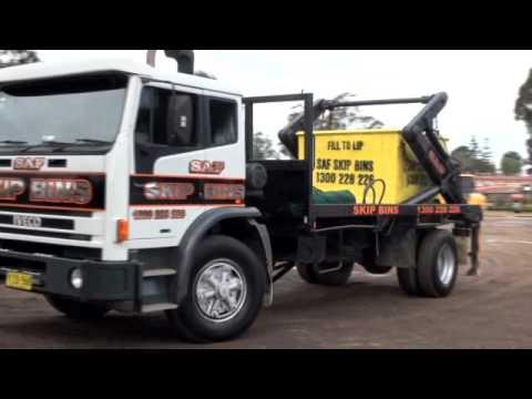 Rubbish Removals Green Valley Saf Skip Bins NSW