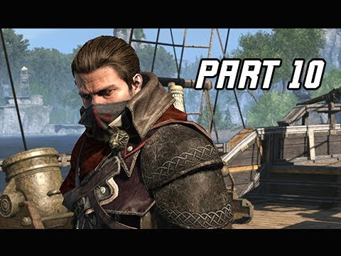 Assassin's Creed Rogue Remastered Walkthrough Part 10 - Rescue Monro (4K Let's Play Commentary)
