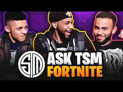 TSM Fortnite Answers Questions from Twitter! | Ask TSM