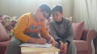 Cumali Ceber Çocuklar