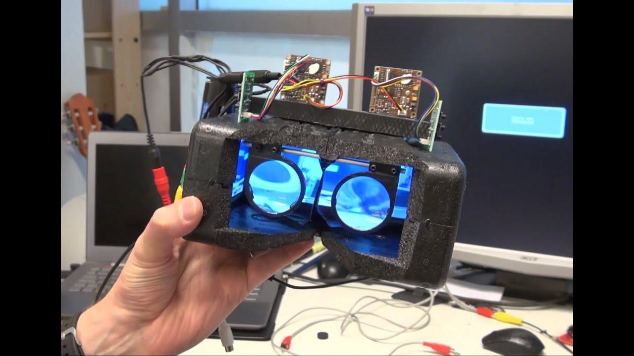 Making 3D Glasses DIY - YouTube  How To Make 3d Glasses