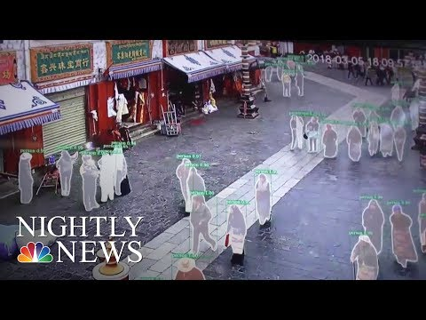 Social Credit System Coming To China, With Citizens Scored On Behavior | NBC Nightly News