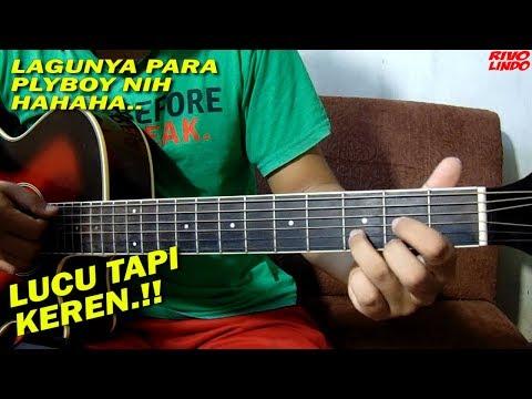 KEREN !! D'STAR - JAGO SELINGKUH TUTORIAL CHORD GITAR VERSI MUDAH