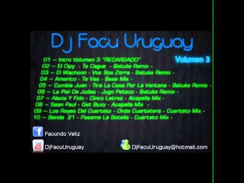 07 - Alexis Y Fido - Cinco Letras (Acapella Mix) - Dj Facu Uruguay ®