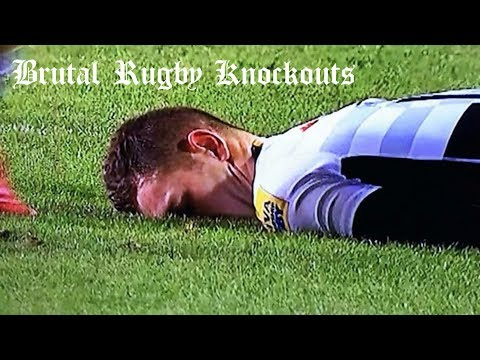 Brutal Rugby Knockouts and Concussions