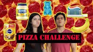 PIZZA CHALLENGE l DesbalanceAdos
