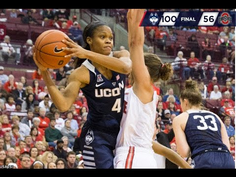 UConn Women's Basketball vs. Ohio State Highlights