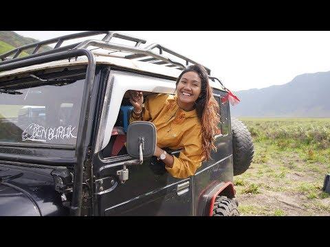 MT. BROMO Indonesia Travel Vlog