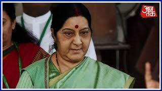 Breaking News | 39 Indians Missing In Iraq's Mosul Killed By ISIS: Sushma Swaraj