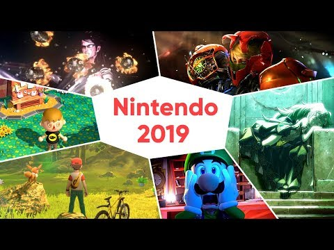 NINTENDO'S 2019 IS GOING TO BE LEGENDARY! My Predictions / Speculation