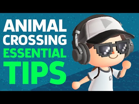 13 Essential Tips For Animal Crossing New Horizons