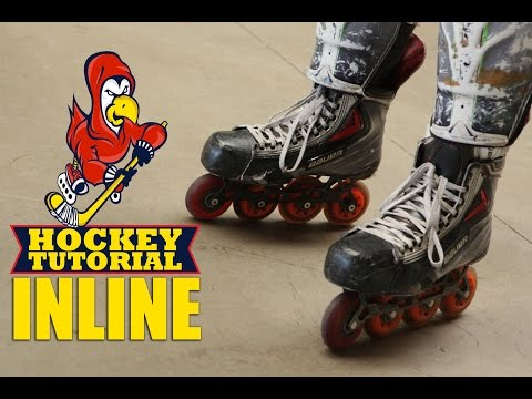 Hockeytutorial inline - How to tutorial videos & guides for inline hockey players