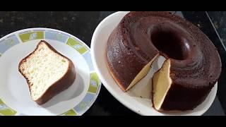 Receita de Bolo Leite em Pó – 3 Ingredientes