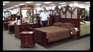 Dakota Bedroom Set By Acme Furniture