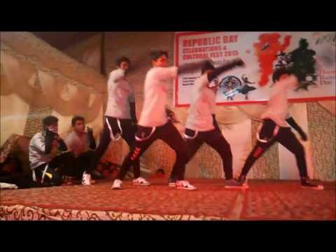 best hip hop dance by indian boys