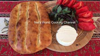 Homemade Bread Домашний хлеб Рецепт хлеба в духовке Տնական հաց Արագ և համեղ բաղադրատոմս