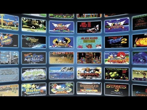 Top 10 Sega Genesis Games