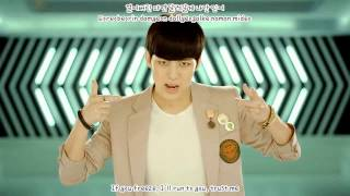 {MV} VIXX - Rock Your Body feat. Dasom of SISTAR (English Subs)