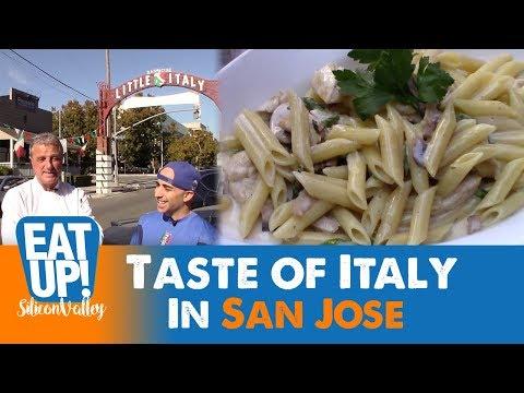 A Taste of Italy in San Jose (Paesano Ristorante  | San Jose, CA)