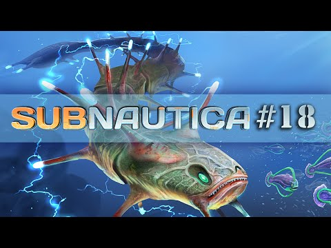 Shocking Update | Blood, Oil and Electricity!! |  Subnautica 18