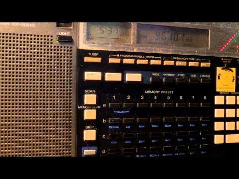 19 05 2014 Hamada Radio International in Hausa to WeAf 0530 on 9610 Nauen