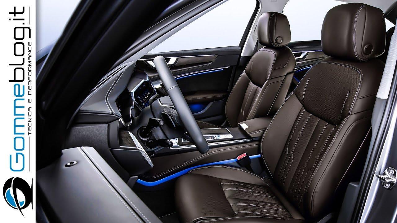 2019 New Audi A6 Interior Youtube