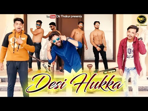 Desi Hukka - New Haryanvi Rajputana Song 2019 - Dk Thakur FT. SK THAKUR_LK THAKUR- Rajputana Dj Song