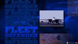 F-14 Tomcat: Fleet Defender gameplay (PC Game, 1994)