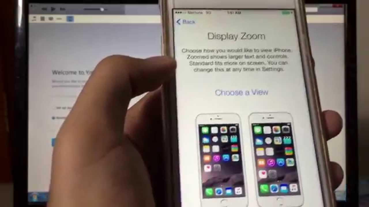 how to get ipad from factory settings