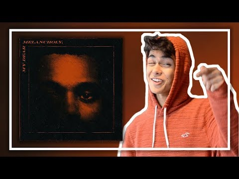 MY DEAR MELANCHOLY - THE WEEKND [Pure EP Reaction + Review]