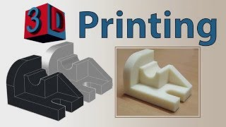 3D PRINTING | AUTOCAD 3D PRINTING | STEREO LITHOGRAPHY