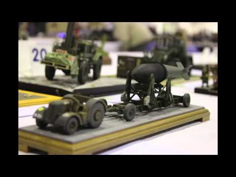 IPMS Scottish Nationals Perth 2014 - Scale Modelling Show 27th - 28th April