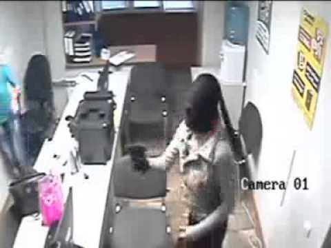 В Нижнем Новгороде фотомодель ограбила офис кредитной организации