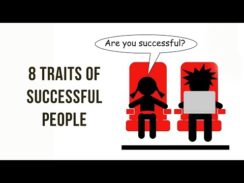 8 traits of successful people  Richard St John