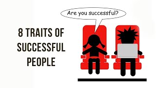 Repeat youtube video 8 traits of successful people - Richard St. John