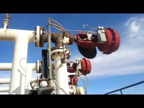 M Field Oil Manifold