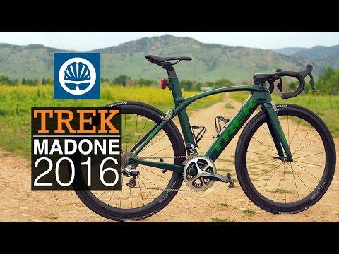Trek Madone 9 Series - First Look