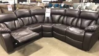 FB Live - North Shore Reclining Sectional (Big Game)