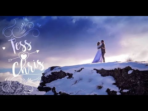 Tess & Chris - Surprise Engagement turned Snow Wedding || Queenstown - New Zealand 2017