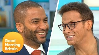 Joe Swash Has Lost His Clothes on the A12! | Good Morning Britain