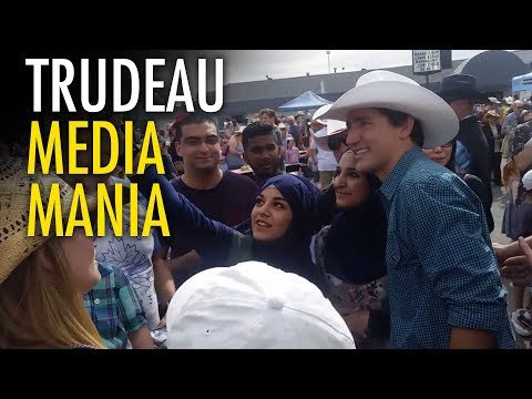 Khadr payoff dogs Trudeau at Calgary Stampede