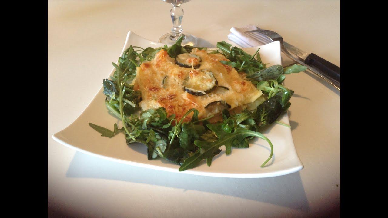 Recette de lasagne aux l gumes facile et rapide youtube - Lasagne facile et rapide ...