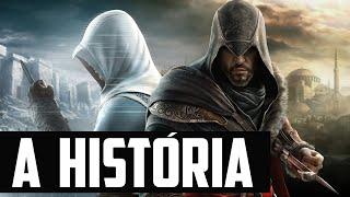 Sessão Spoiler - A História de Assassin