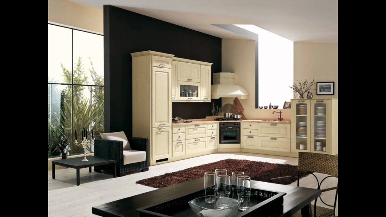 Cucine youtube for Cucine classiche
