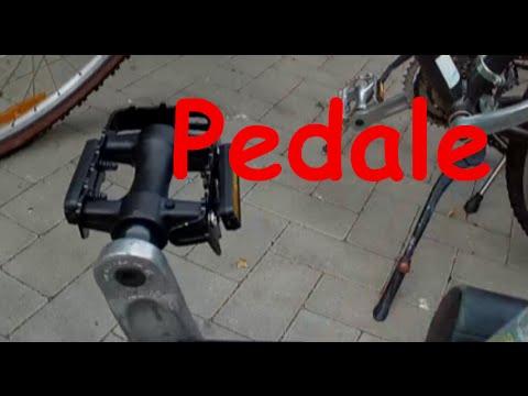 Fahrradpedale Wechseln Youtube