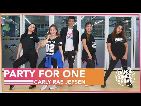 Party For One by  Carly Rae Jepsen   Zumba®   Dance Connect Serve Mp3