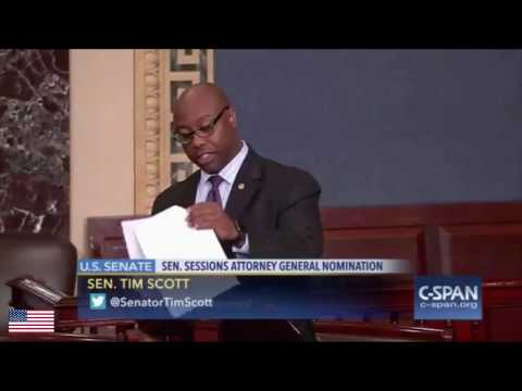 SHOCKING: Senator Tim Scott tells it Like it is